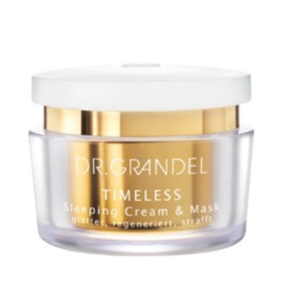 Dr Grandel Sleeping Cream and Mask
