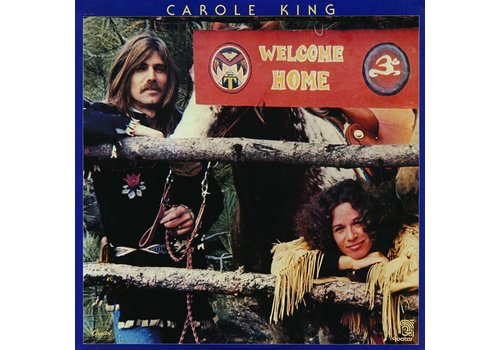 Music on Vinyl King, Carole, Welcom Home