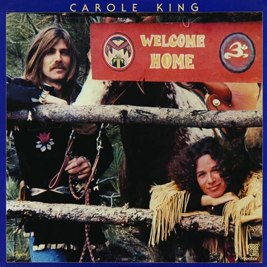 Carol King - Welcome Home
