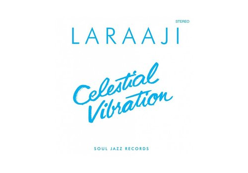 Soul Jazz Records Laraaji -  Celestial Vibrations