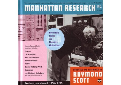 Music on Vinyl Raymond Scott - Manhatten Research