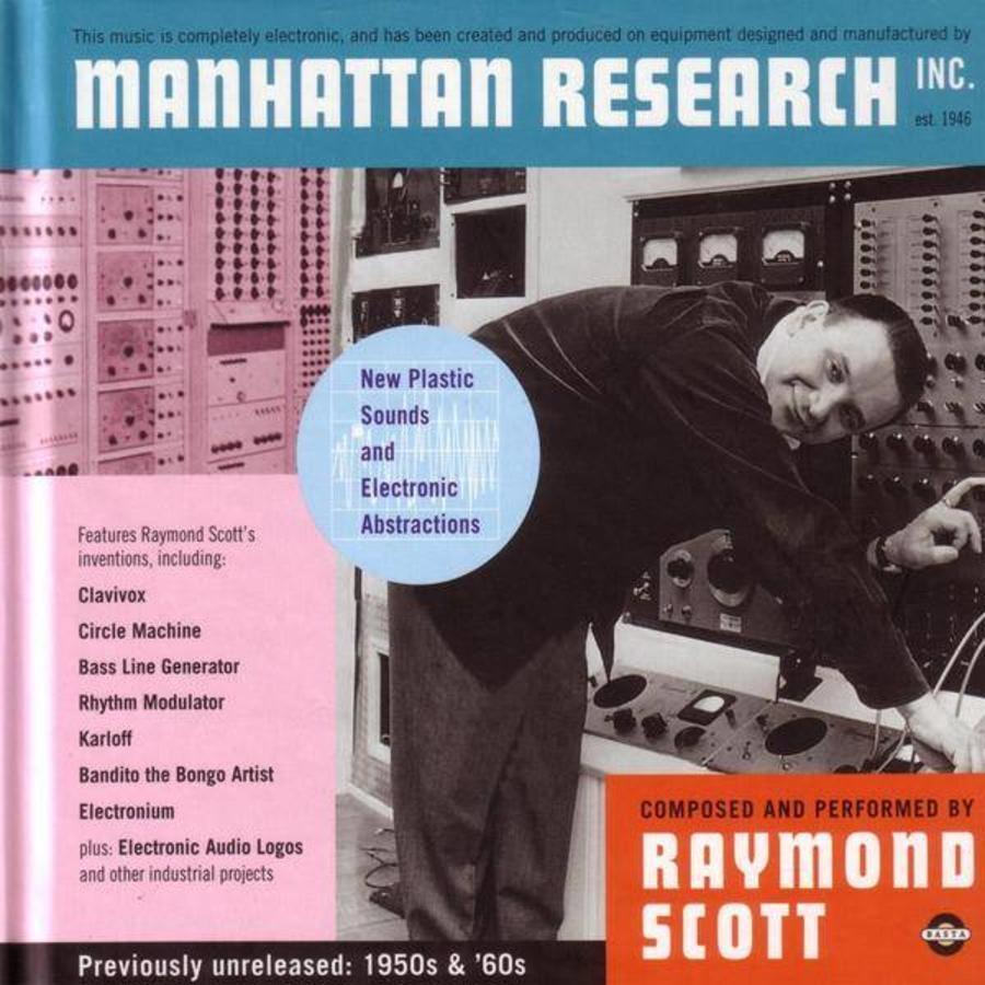 Scott, Raymond, Manhatten Research