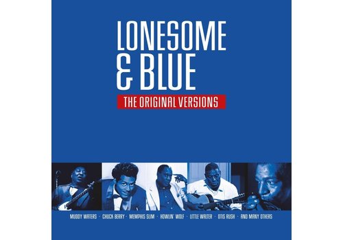 Vinyl Passion V/A - Lonesome & Blue