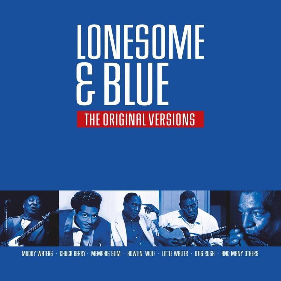 V/A, Lonesome & Blue