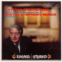 Boston Symphony  Orchestra - Saint Saens symphony no. 3