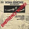 Music on Vinyl Nina Simone - Emergency Ward!