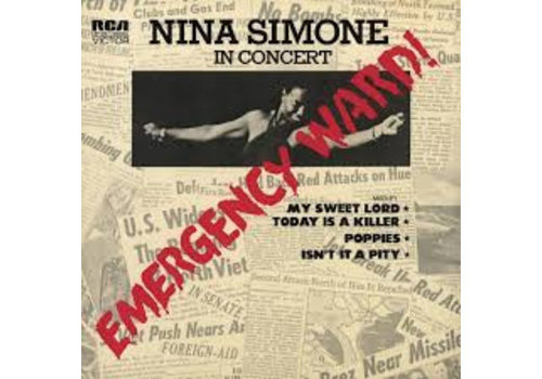 Music on Vinyl Nina Simone - Emergency Ward!