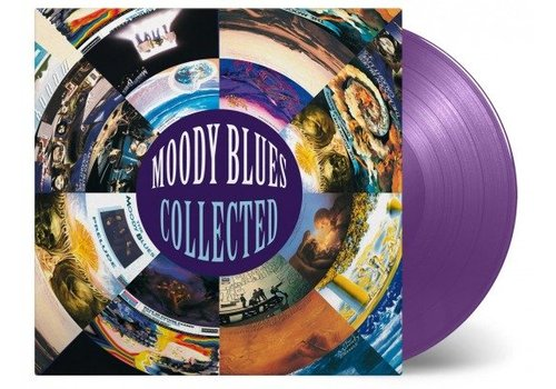 Music on Vinyl Moody Blues - Collected
