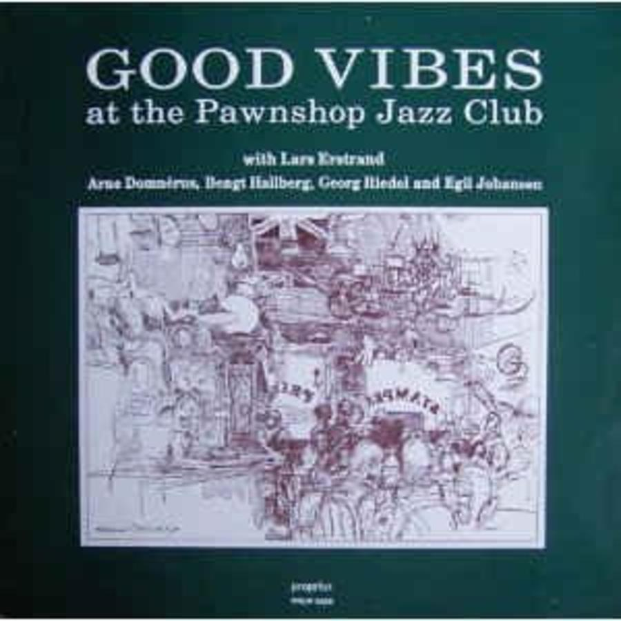 Arne Domnerus - Good vibes at the pawnshop jazz