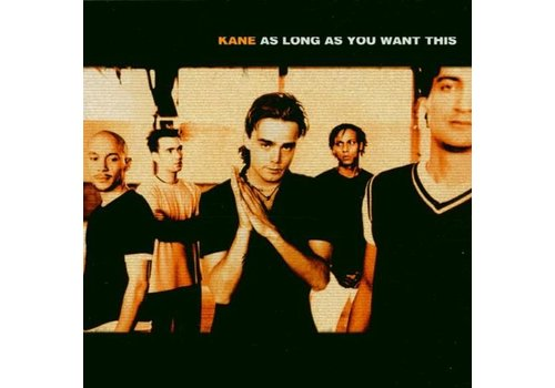 Music on Vinyl Kane - As Long As You Want This