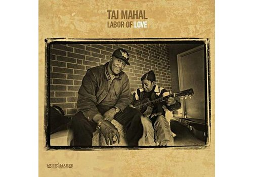 Analogue Productions Labor of Love - Taj Mahal