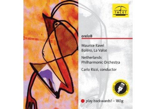 Tacet oreloB - Maurice Ravel