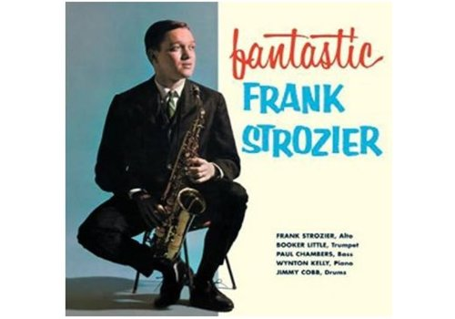 Jazz Workshop Fantastic Frank Strozier - Frank Strozier