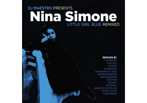 Music on Vinyl Little girl blue remixed - Nina Simone - DJ Maestro