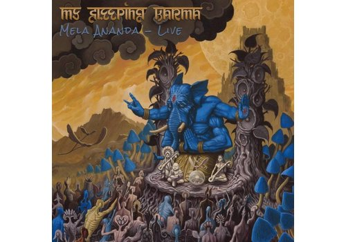 Napalm Records My sleeping karma - Mela Ananda