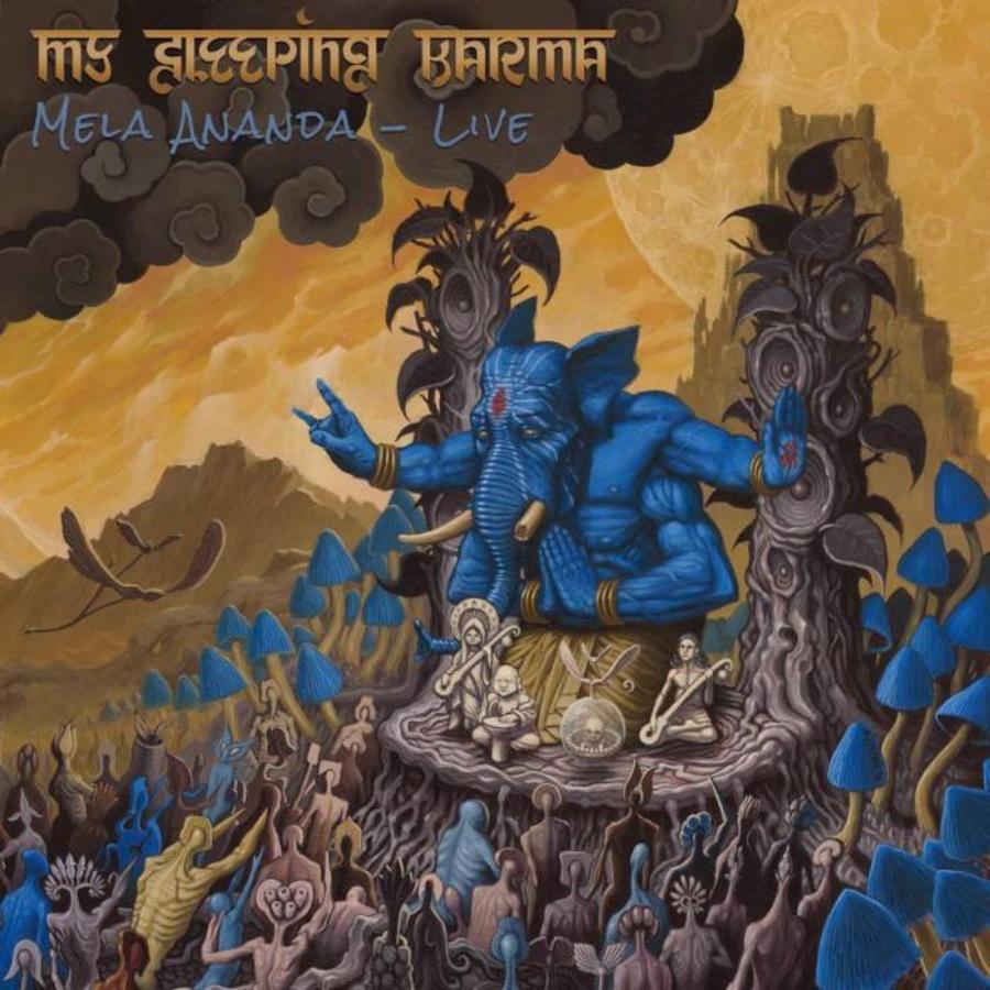 My sleeping karma - Mela Ananda