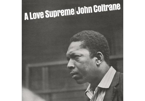 Impuls A love supreme - John Coltrane