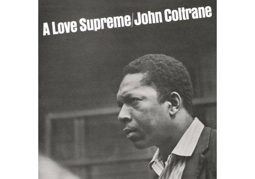 Impuls A love supreme - John Coltrane