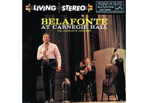 Analogue Productions Harry Belafonte - Belafonte at Carnegie Hall