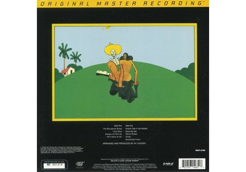 Mobile Fidelity Sound Labs Ry Cooder - Chicken skin music