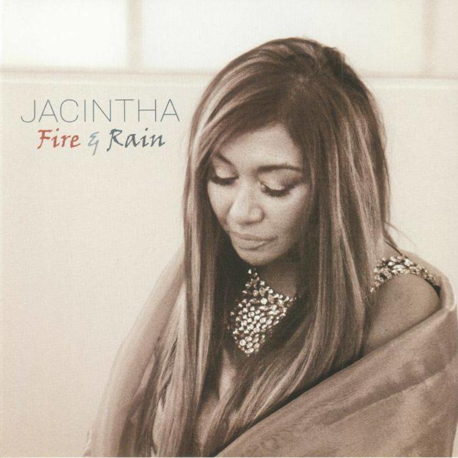 Jacintha - Fire & Rain