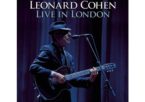 Columbia Records Leonard Cohen - Live in London