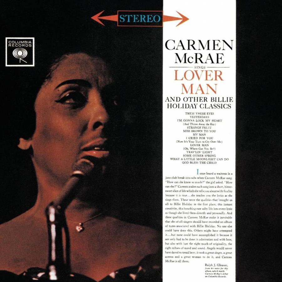 Carmen McRae - Lover Man