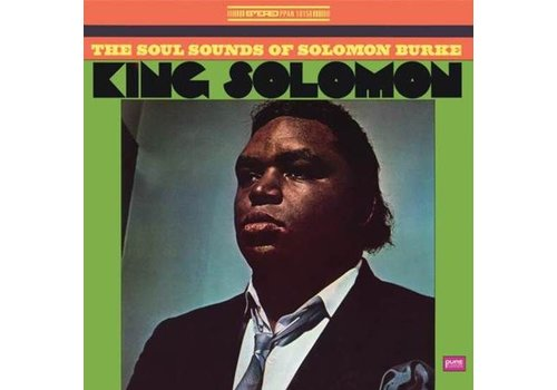 Pure Pleasure Records Solomon Burke - King Solomon