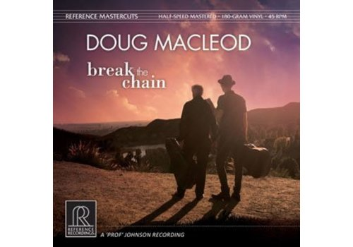 Reference Recordings Doug MacLeod - Break the chain
