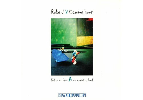 Meyer Records Roland van Campenhout - Folksongs