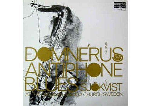 Propius Arne Domnerus - Antiphone Blues