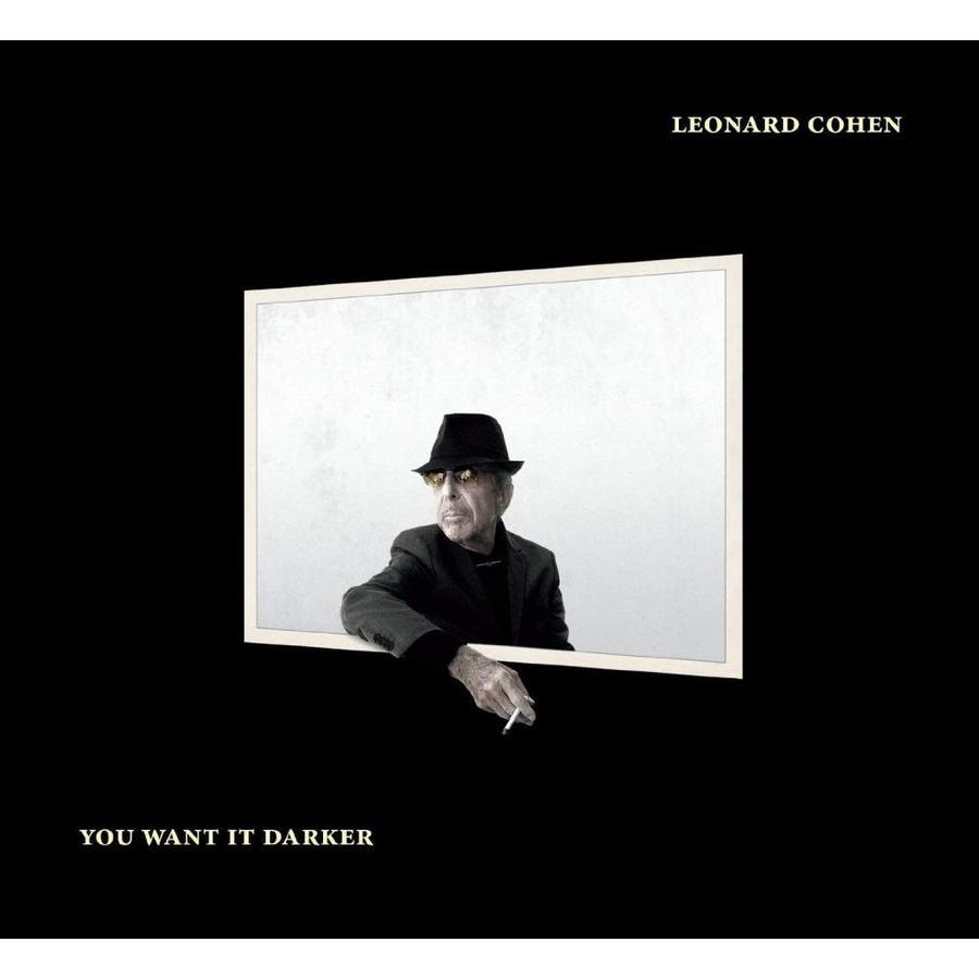 Leonard Cohen - You want it darker