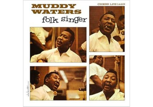 Analogue Productions Muddy Waters - Folk Singer