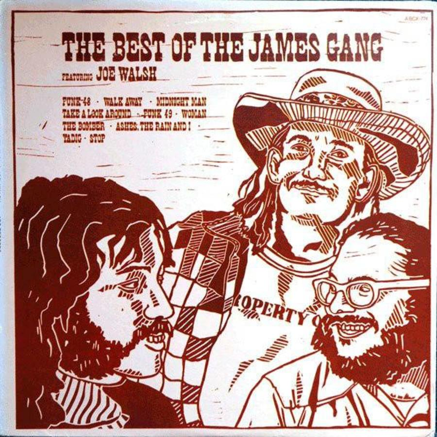 The James Gang - The best of