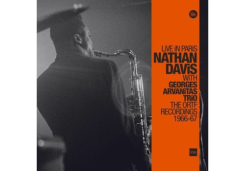 Sam Records Nathan Davis - Live in Paris