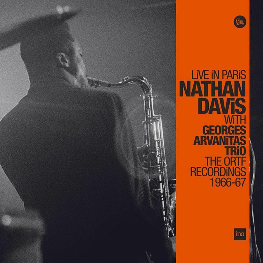 Nathan Davis - Live in Paris