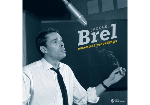 New Continent Jacques Brel - Essential Recordings