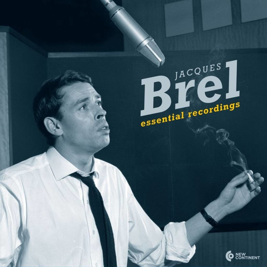 Jacques Brel - Essential Recordings