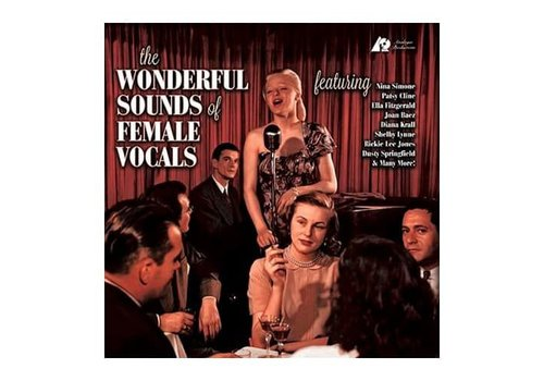 Analogue Productions V/A - The wonderful sounds of female vocals
