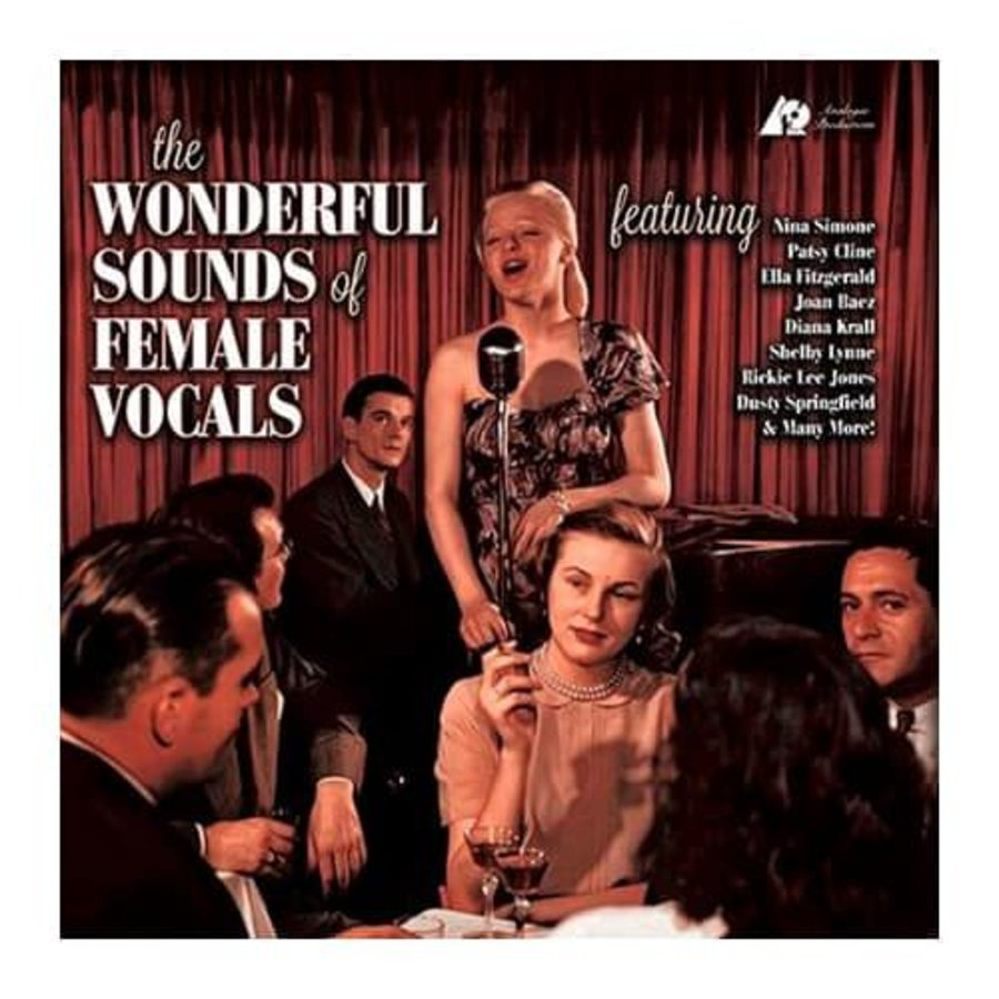 V/A - The wonderful sounds of female vocals