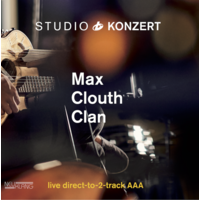 Max Clouth Clan - Studio Konzert