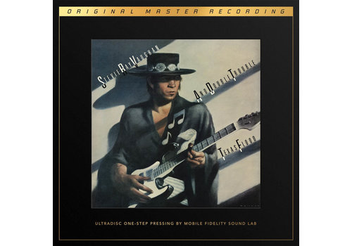 Mobile Fidelity Sound Labs Stevie Ray Vaughan - Texas Flood