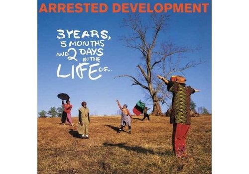 Music on Vinyl Arrested Development, 3 years, 5 months, 2 days
