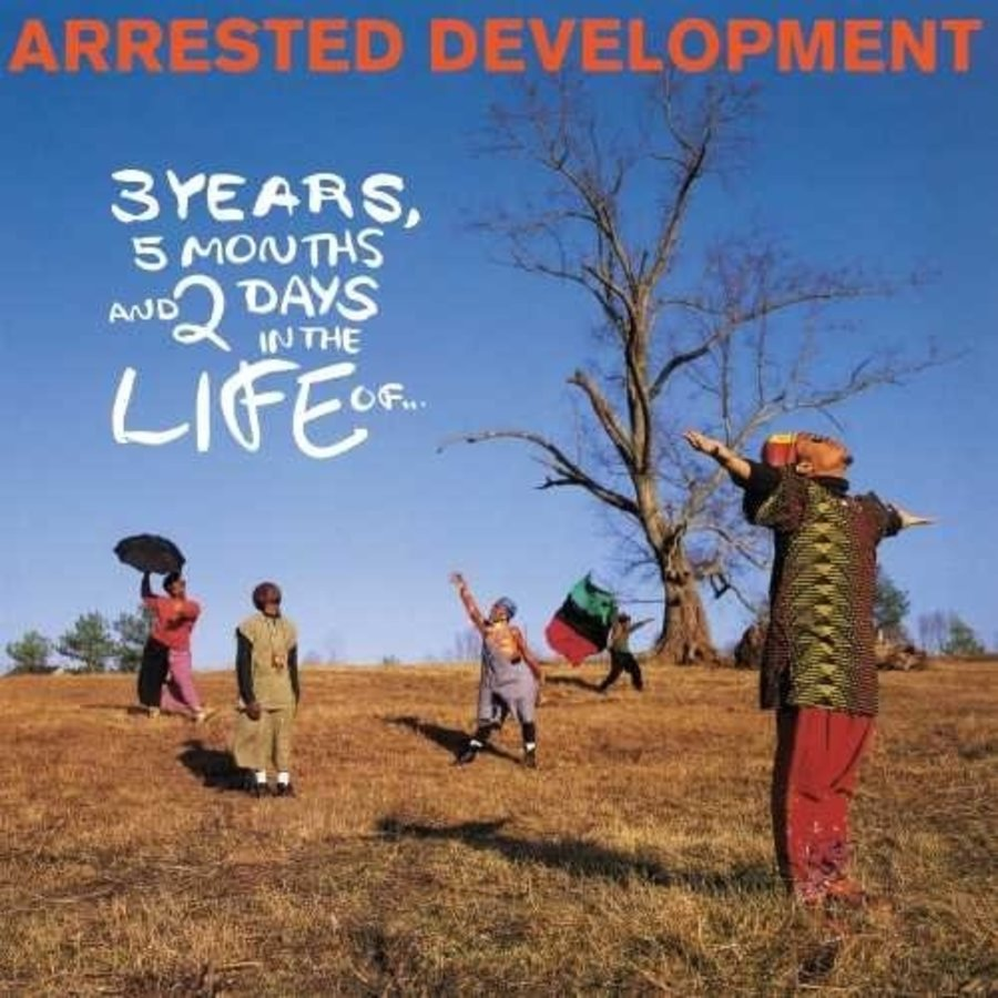 Arrested Development - 3 years, 5 months, 2 days