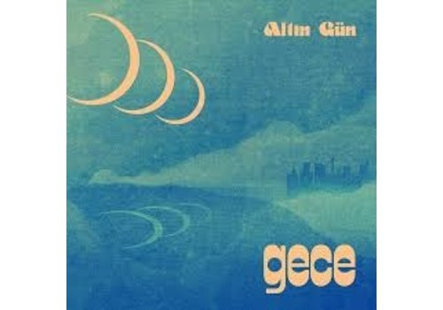 Glitter Beat Records Altin Gün - Gece