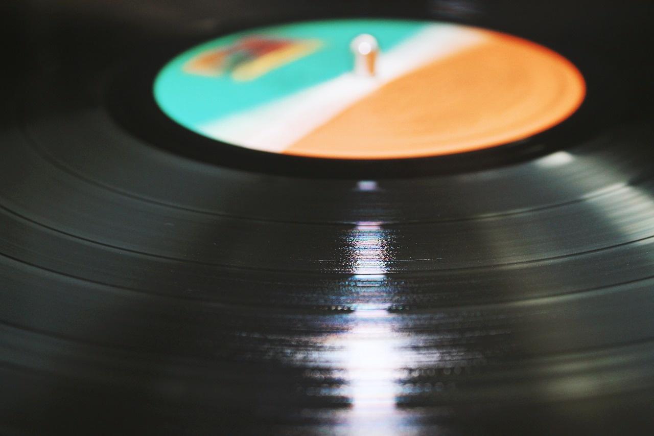 De geschiedenis van vinyl (1)
