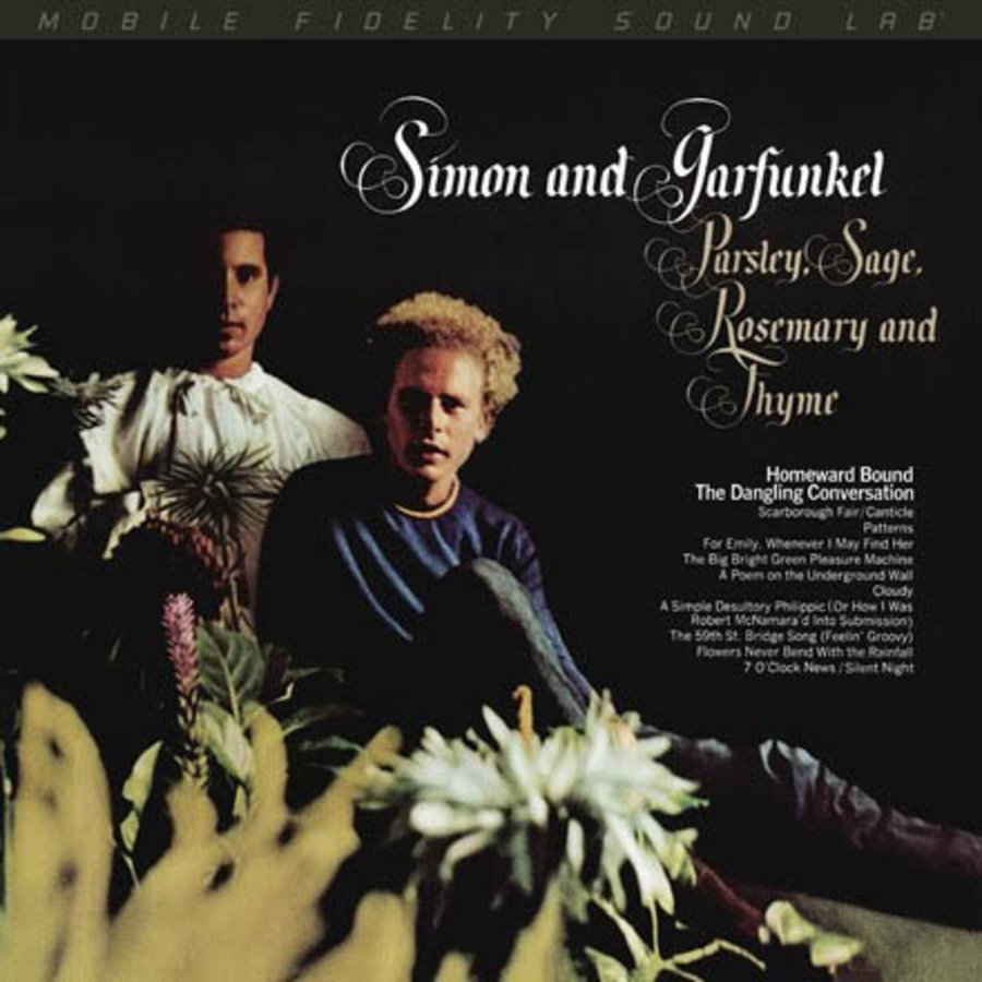 Simon en Garfunkel - Parsley, Sage, Rosemary and Thyme