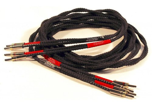 Black Rhodium Black Rhodium - Quickstep Loudspeaker Cable