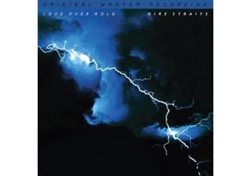 Mobile Fidelity Sound Labs Dire Straits - Love over gold