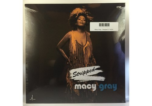 Chesky Records Macy Gray - Stripped